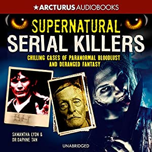 Supernatural Serial Killers Audiobook