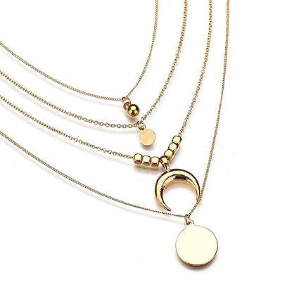 Amazon.com  BOLUOYI Necklace Chain for Women accb52cd4857