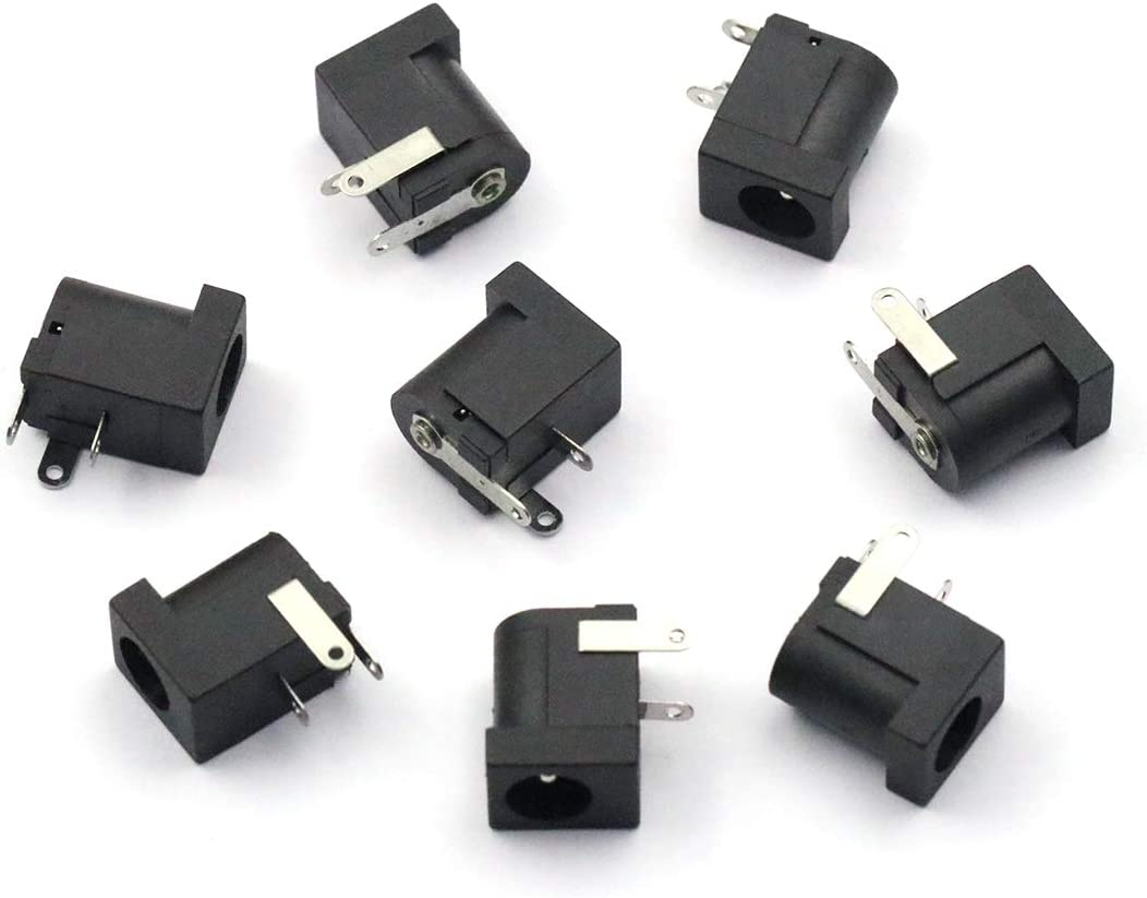 ShineBear JCD 5.52.1mm 5.5 x 2.1 mm Female Jack to Type-C USB 3.1 Male Plug 90//180 Degrees DC Power Connector Adapter DC to Type c Male Cable Length: 5.5x2.1 to Type-C, Color: 180 Degrees