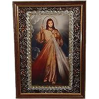 Grabatto Portarretratos Dios Cuadro decorativo Decorative painting Art Home decor Impresión Print Regalo Arte Gift…