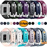 Maledan For Fitbit Ionic Bands(12 Pack), Classic Replacement Accessory Wristbands for Fitbit Ionic Smart Watch