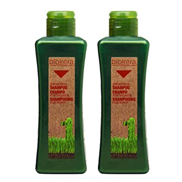 Salerm Biokera Natura Thickening Shampoo 10.8oz / 300mL