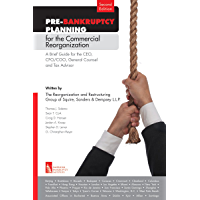 Pre-Bankruptcy Planning for the Commercial Reorganization: A Brief Guide for the CEO, CFO/COO, General Counsel and Tax Advisor, Second Edition