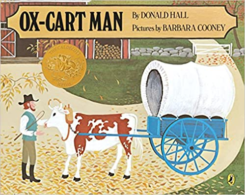 Ox-Cart Man on Amazon