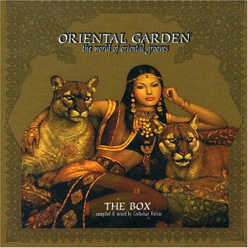 Garden Oriental Music Box - Oriental Garden: The World of Oriental Grooves