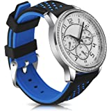 Narako Quick Release Silicone Watch Bands Divers Model Replacement Rubber Watch Strap 20mm 22mm 24mm 26mm Waterproof dot…
