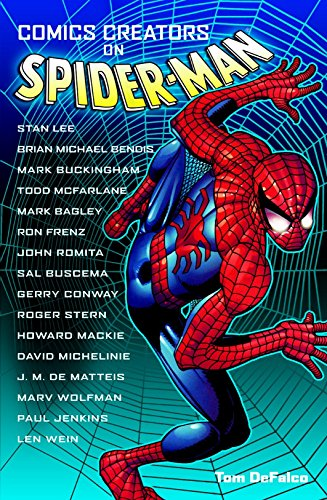 Comics Creators on Spider-Man by Brand: Titan Books