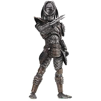 Hiya Toys 4 Inch Predator 2 : Warrior Predator: Toys & Games