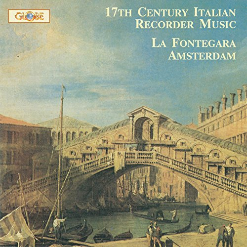 - 17th Century Italian Recorder Music