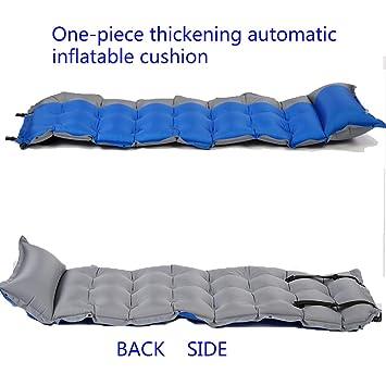 YKYM Esterillas Auto-Inflables,Sleeping Pad Ultraligero,Las Mejores Almohadillas para Ormir para