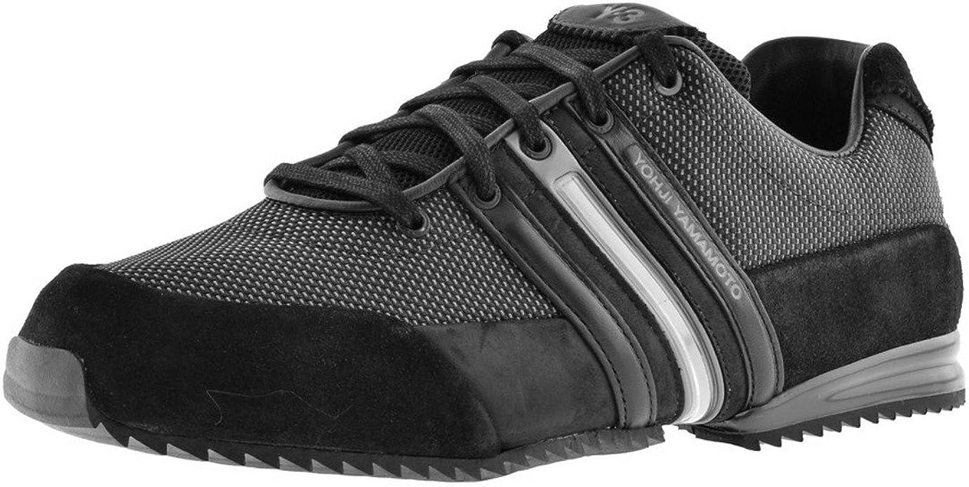 Mens Y3 Sprint Trainers Black - 9 (43 1