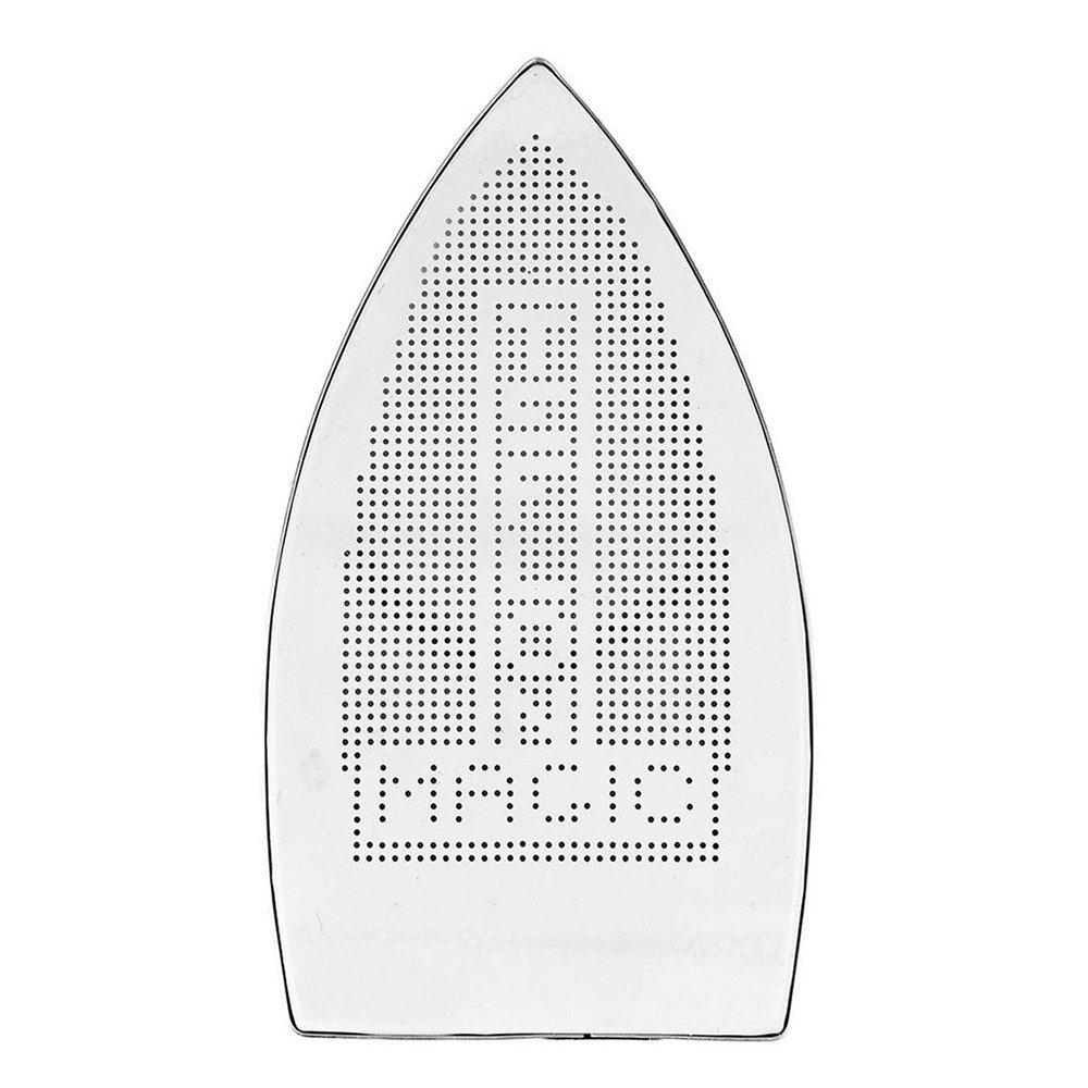 JJOnlineStore, protezione Magic Shoe in teflon per ferro da stiro, per proteggere i tessuti e gli indumenti dal calore