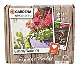 Gardena 01407-20 ''City Gardening'' Flower Box Watering - Grey/Orange