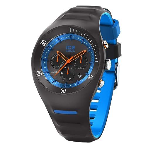 Ice-Watch Reloj Analogico para Hombre de Cuarzo con Correa en Silicona 14945: Amazon.es: Relojes