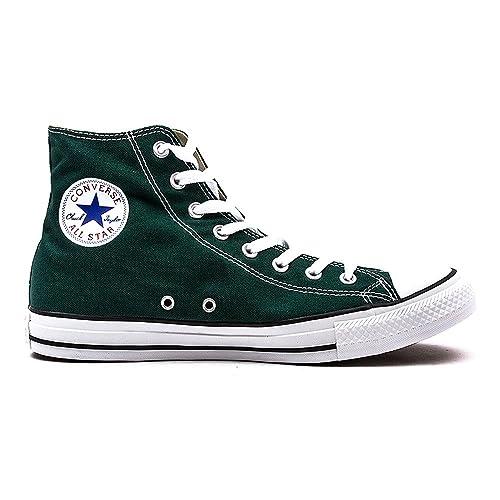 8891fe58481d0d Converse - Converse Hi 149513C Gloom Green Chuck Taylor All Star HI Schuhe  Chucks Schuhe Herren
