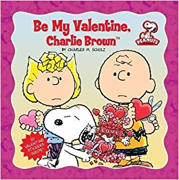be my valentine charlie brown miniature editions