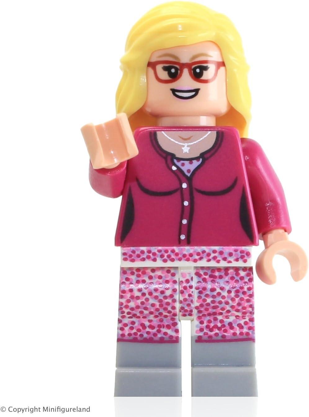 LEGO Ideas Big Bang Theory Minifigure - Bernadette (Exclusive 21302)