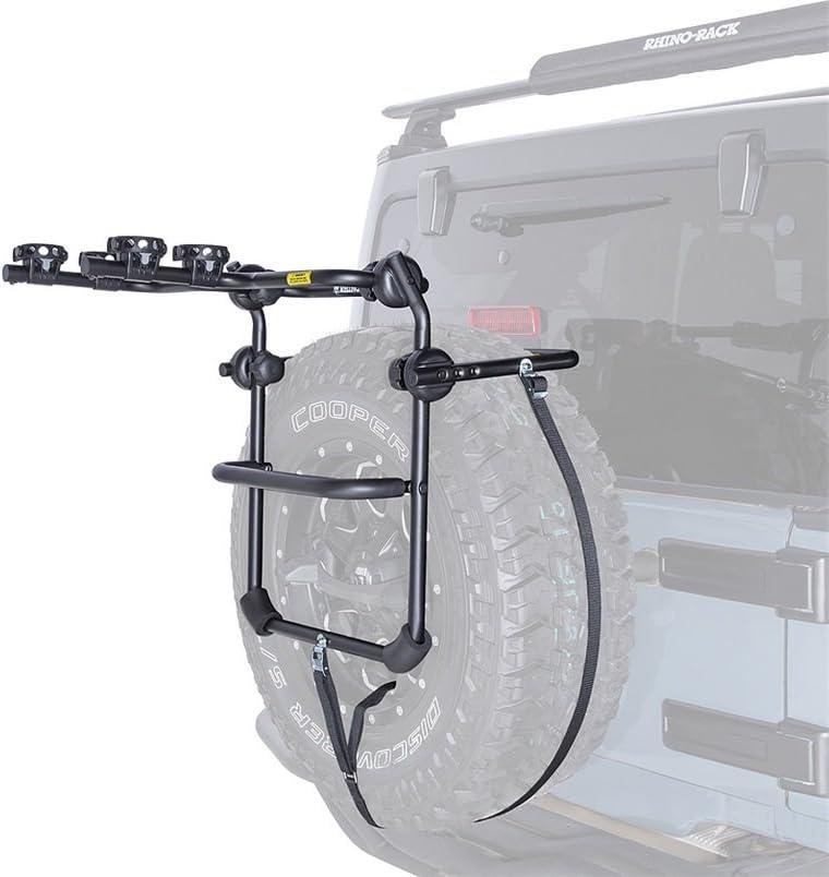 Rhino-Rack USA RBC025 Spare Wheel Bike Carrier
