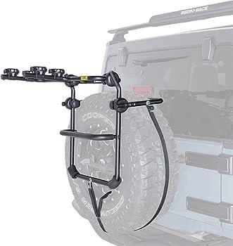 Rhino-Rack USA RBC025 Jeep Wrangler Bike Racks