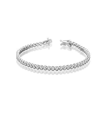 Tennis armband silber 925
