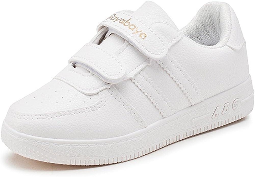 SFNLD InStar Kids Trendy Hook and Loop Antiskid Sneakers Shoes