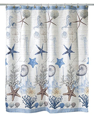 Avanti Antigua Shower Curtain Bedding