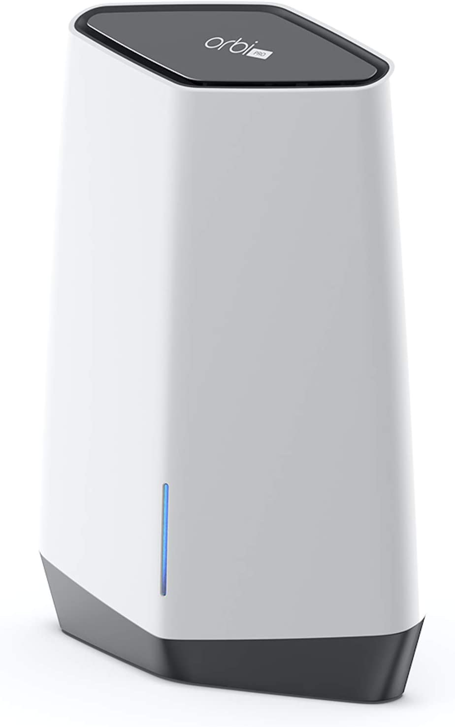 NETGEAR Orbi Pro WiFi 6 Tri-Band Mesh Add-on Satellite for Business or Home with 6Gbps Speed (SXS80) | Coverage up to 3,000 sq. ft. | Requires Orbi Pro WiFi 6 Router