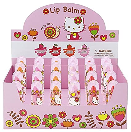 c54935ab7 Image Unavailable. Image not available for. Color: Hello Kitty Lip Balm '  ...
