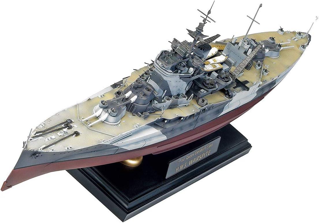 HMS Warspite - Queen Elizabeth Class Battleship