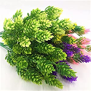 Christmas pinecone artificial plant flower bromegrass decorative flower plant 113