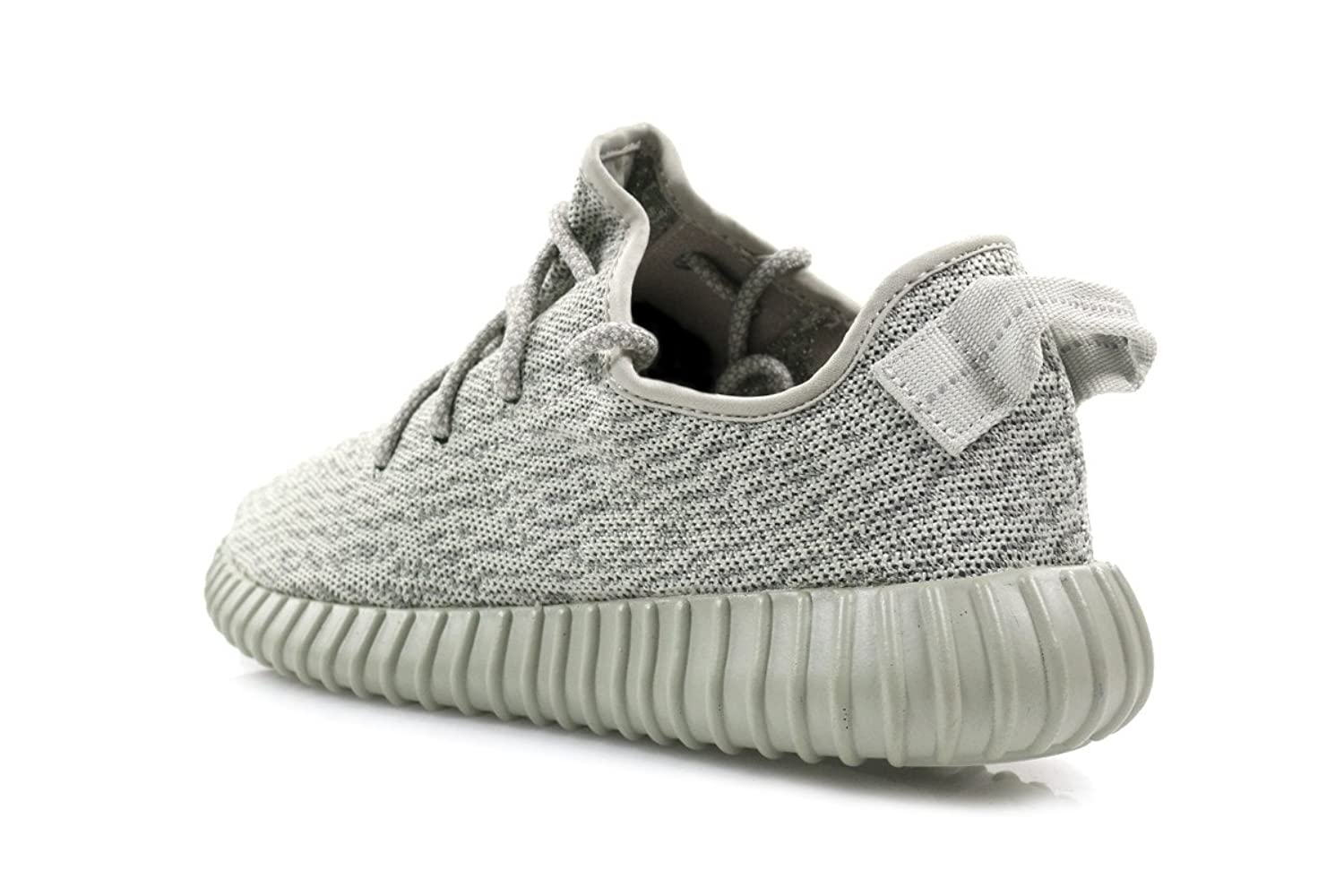 Amazon.com | Adidas Men\u0027s Yeezy Boost 350, AGATE GRAY/MOONROCK/AGATE GRAY |  Running