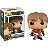 Pop! TV: Game of Thrones - Tyrion Lannister with Scar in Battle Armour