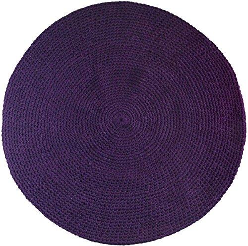Extra Large Tam - Solid Colors (Purple) (Tam Purple)