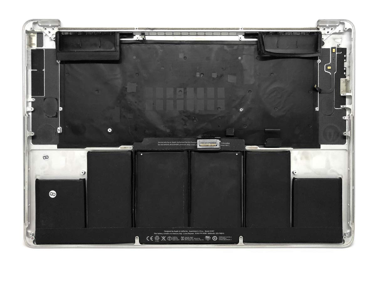 """Apple MacBook Pro 15/"""" A1398 Late 2013 Mid 2014 Top Case w// Battery 661-8311 C"""