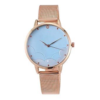 Sunnywill Relojes Mujer Elegante Relojes para Mujeres ...