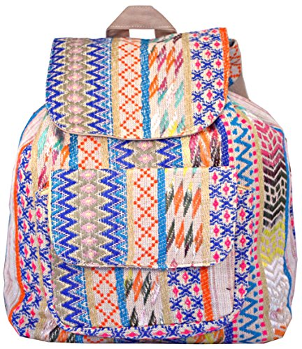multi-colored-womens-boho-chic-canvas-traveling-backpack