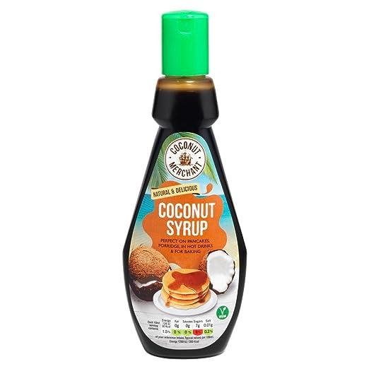 6 opinioni per Sciroppo di Cocco Coconut Merchant 250 ml