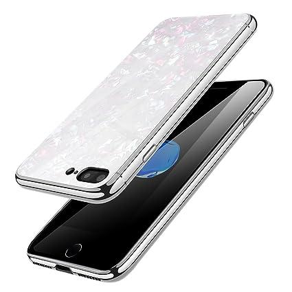coque iphone 8 plus glass