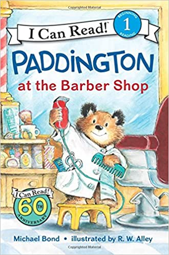 Amazon paddington at the barber shop i can read level 1 amazon paddington at the barber shop i can read level 1 9780062430793 michael bond r w alley books fandeluxe Image collections