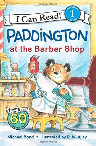 Paddington at the Barber Shop (I Can Read Level 1) ebook