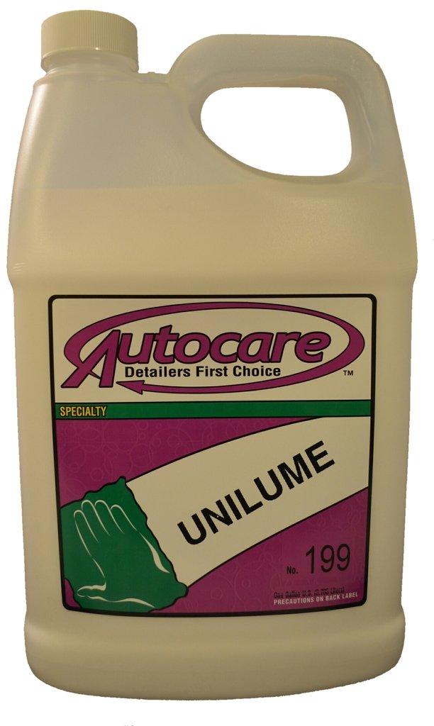 Autocare 199 - Unilume Aluminum Polish and Cleaner
