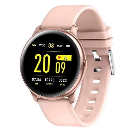 Amazon.com: NOMENI Smart Watch Fitness Tracker with Heart ...