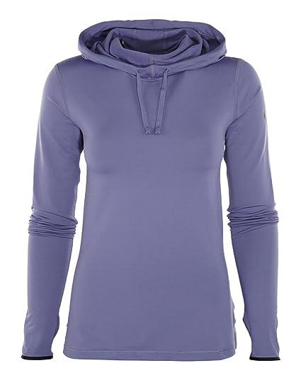 43e7f71ba4 Amazon.com  Nike Pro Hyperwarm Hoodie Womens Style  622291-564 Size  L   Sports   Outdoors