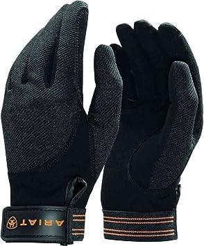 Ariat Tek Grip Riding Gloves  Bark  B00X5XAE8M