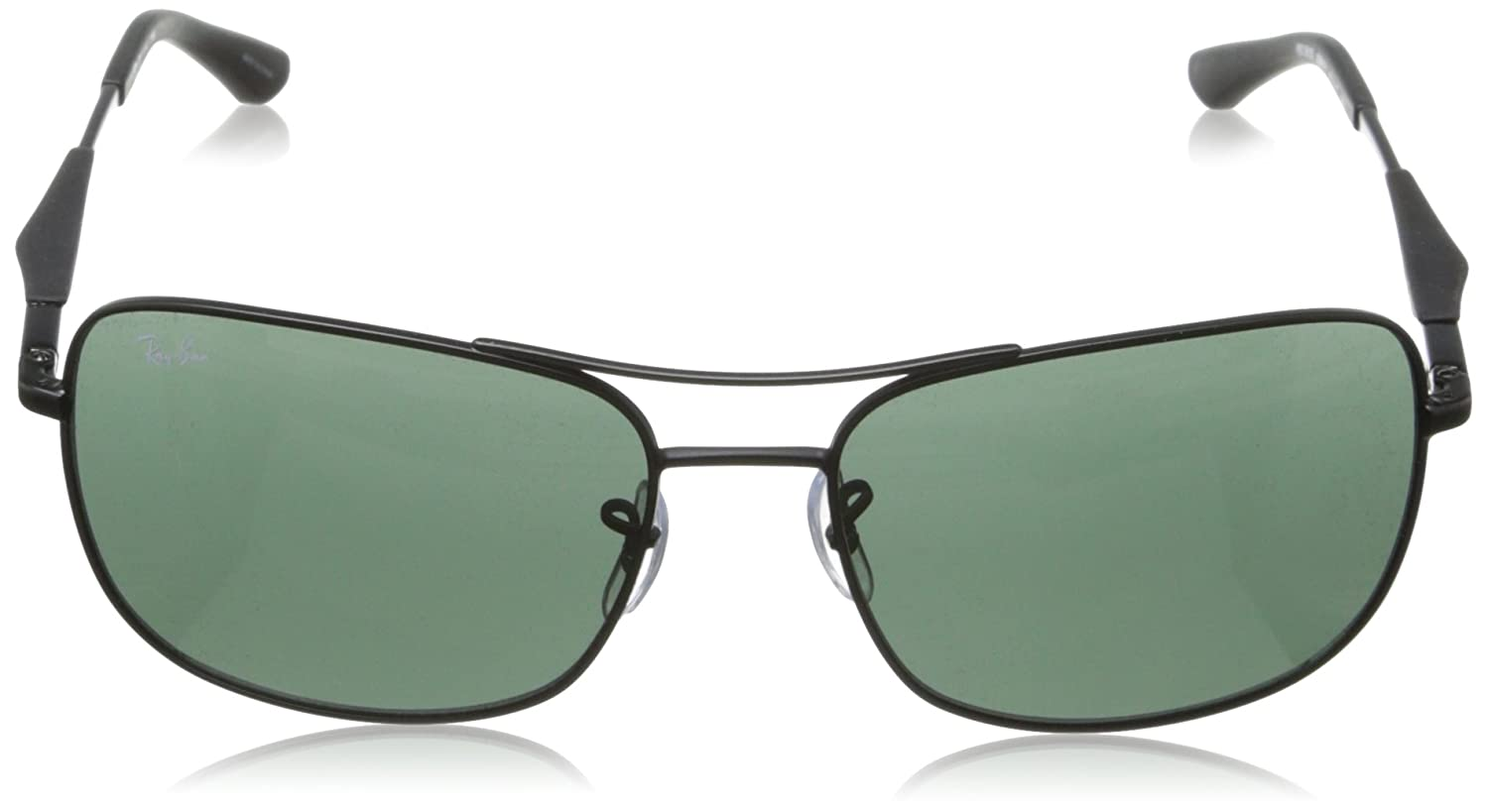 cd0d8ff8b8 Amazon.com  Ray-Ban RB3515 Sunglasses Matte Gunmetal Polarized Brown 61mm   Ray-Ban  Shoes
