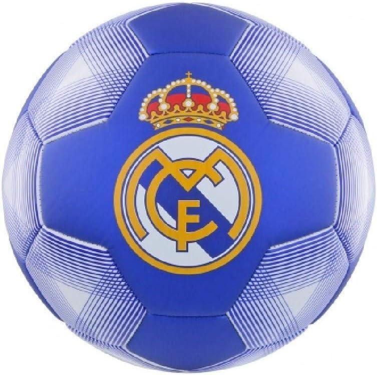 Balon Real Madrid azul pequeño: Amazon.es: Juguetes y juegos