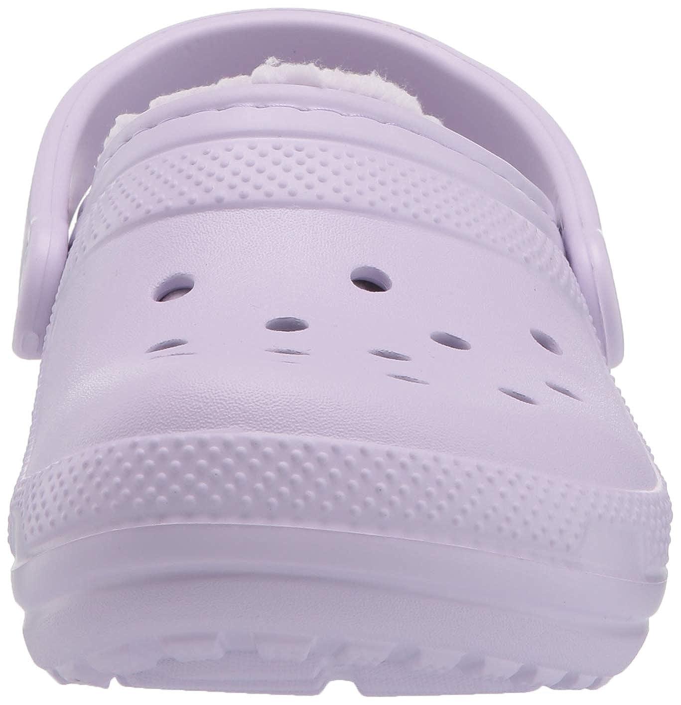 Zuecos Unisex Adulto Crocs Classic Lined Clog