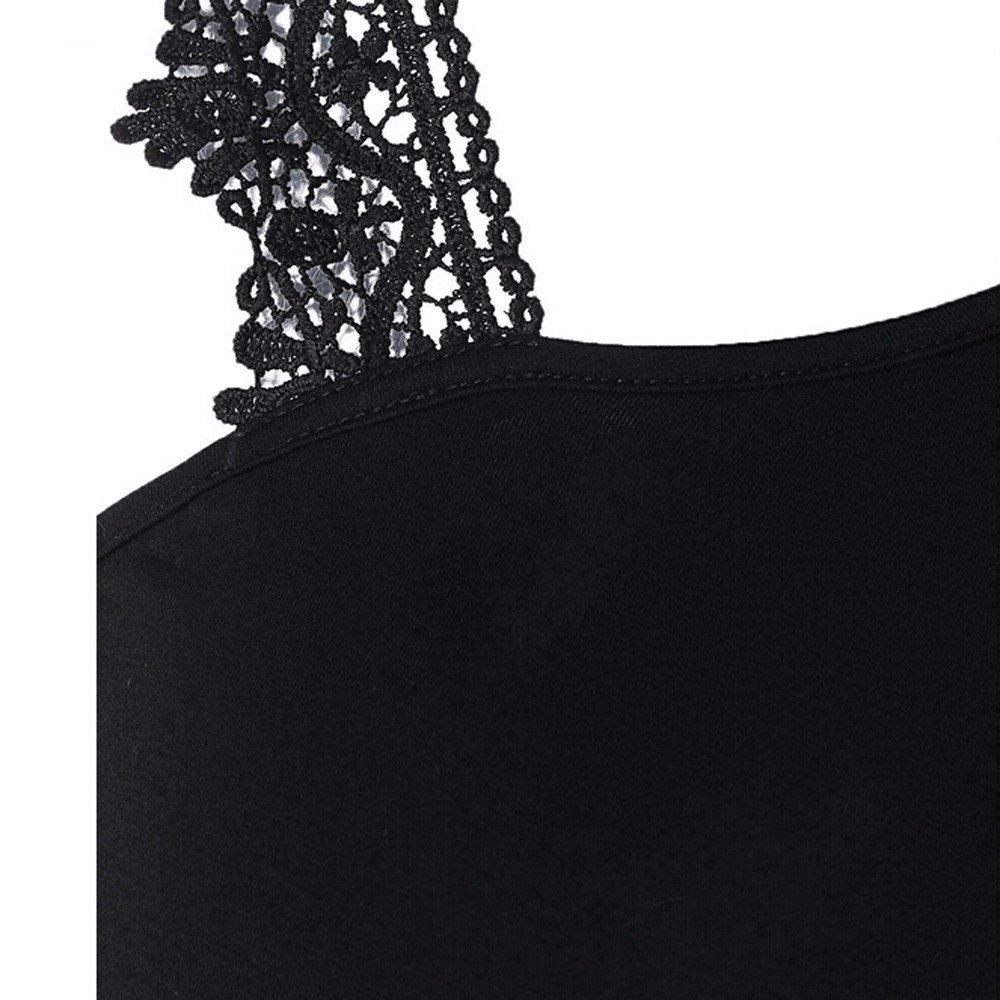 Ginli Donna Canotta,Vest Donna Gilet Canottiera Gilet Senza Maniche con Canottiera Corta in Paillettes Colletto Scintillante di Moda Femminile