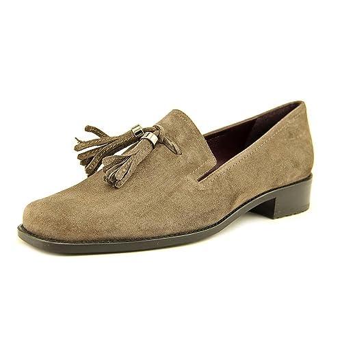 Stuart Weitzman Tassy Lady Mujer Terciopelo Mocasines Zapatos Talla: Amazon.es: Zapatos y complementos