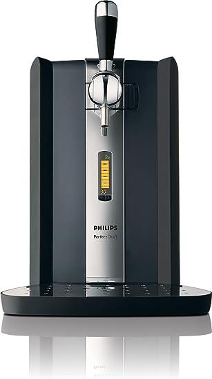 Philips HD3620/25P1 grifo de cerveza 6 L Dispensador de cerveza de barril 1,5 bar - Tirador de cerveza (8,32 kg, LCD): Amazon.es: Hogar